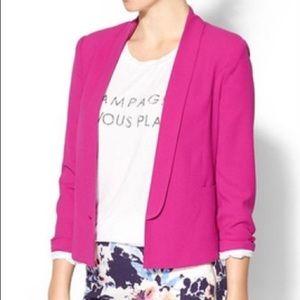 Ark & Co Blazer in Gorgeous Magenta Color